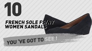 French Sole Fs/Ny Women Sandals // New & Popular 2017