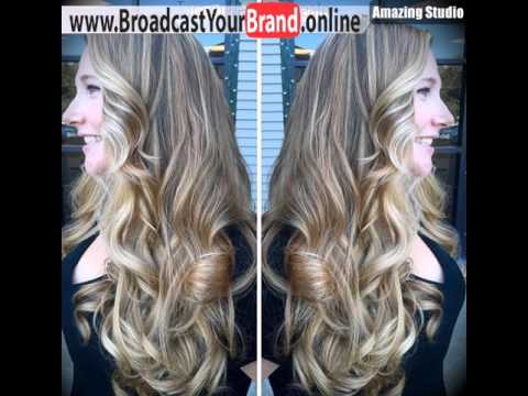 Cool Blonde Highlights For Light Brown Hair Youtube