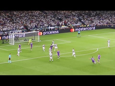 Juventus Vs Real Madrid Match Statistic