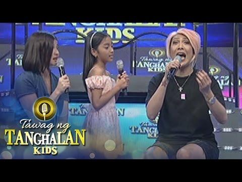 Tawag ng Tanghalan Kids: Singing tutorial with Vice and Anne
