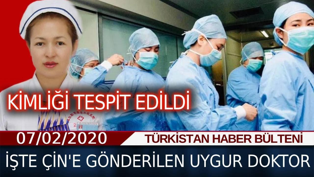 Wuhen'i gönderilen Uygur doktorların resimleri ile ilgili görsel sonucu