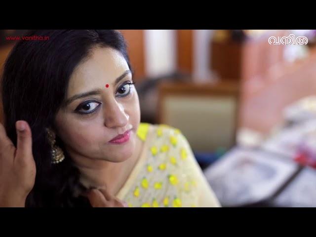 ???????? ????? ??????? ??????????! Cute Kalidas with Parvathi and Jayaram | Vanitha Cover Shoot