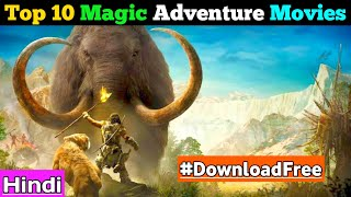 Top 10 Best Magical & Adventure Movies In Hindi | As Per IMDb Rating