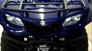 Suzuki kingquad 400