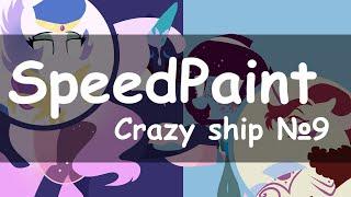 .:SpeedPaint:. ~Crazy ship №9~