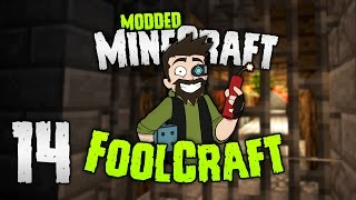 Minecraft: FOOLCRAFT | #14: AND CONQUER WE SHALL! [Modded Minecraft]