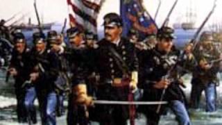 The Siege of Veracruz - march