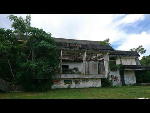 Abandoned Haunted Building of Theater BFO-Kilan Layang-Layangan