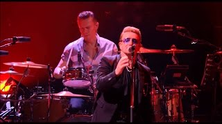 U2 - October/Bullet The Blue Sky (Live in Paris 2015)