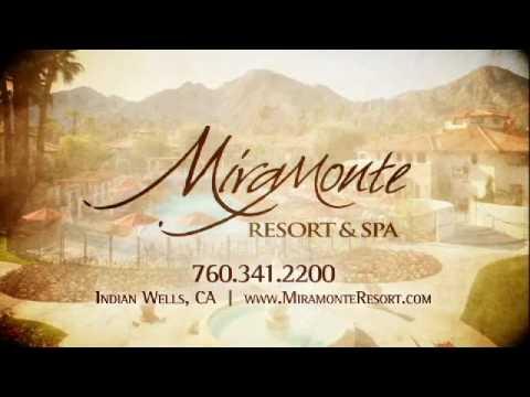 Tour Miramonte Resort & Spa in Indian Wells, CA