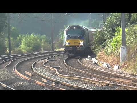 The Class 68 In Action