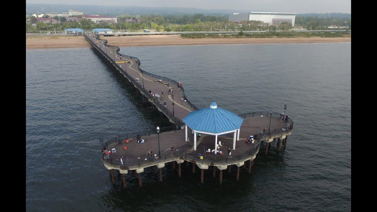 South Beach Fishing Pier Staten Island