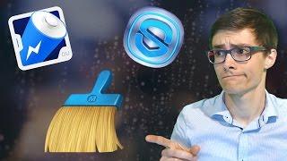 Ces Applis à ne JAMAIS installer : Clean Master, 360 Security, ...