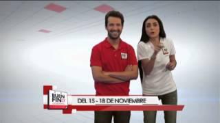 Video Rodrigo Massa y Barbara Torres en El Buen Fin (6/10) download MP3, 3GP, MP4, WEBM, AVI, FLV Juli 2018