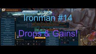 Ironman #14! | Nex Drops | Gains | RuneScape 3