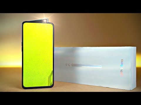 """Oppo Reno """"CRAZY DESIGN"""" UNBOXING & First Look! להורדה"""