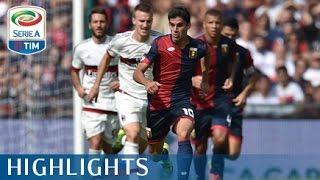 Video Gol Pertandingan Genoa vs AC Milan