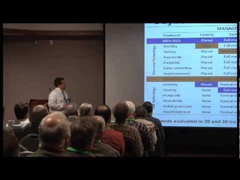 2013 Illinois Soybean Summit - Fred Below & Jason Haegele