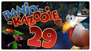 Let's Play Banjo-kazooie Part 29: Die Letzten Aufgaben In Click Clock Wood