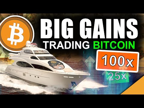 Make The MOST Money Trading Bitcoin (Crypto Leverage Trading Explained)