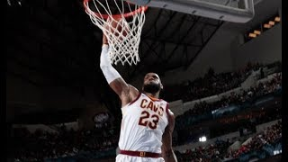 LeBron James, John Wall, and the Best Plays From Saturday Night   November 11, 2017