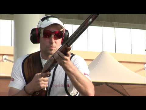 Finals Trap Men - ISSF Shotgun World Cup 2013, Al Ain (UAE)