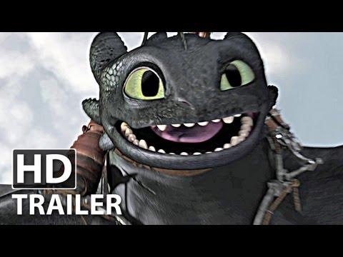 Drachenzähmen leicht gemacht 2 - Teaser Trailer (Deutsch | German) | HD