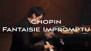 Chopin - Fantaisie Impromptu (쇼팽-즉흥환상곡)