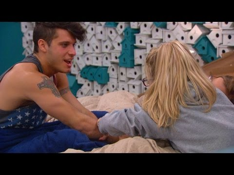 Big Brother - Christine Hurts Cody