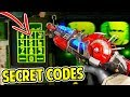 ALPHA OMEGA SECRET CODES EASTER EGG: ALL CHEAT CODES SOLVED! (Black Ops 4 Zombies Easter Egg)