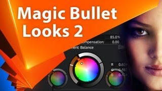Урок Magic Bullet Looks 2 цветокоррекция - AEplug 027