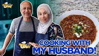 Teaching My Husband How To Cook Challenge!