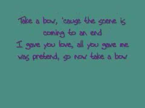 Leona Lewis Take A Bow :)