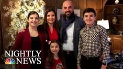 Family Of 5 Killed In Head-On Crash By Alleged Drunk Driver Going The Wrong Way | NBC Nightly News
