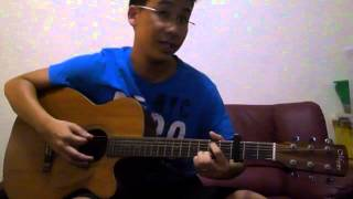Scandal Of Grace Instructional - Hillsong Cover (Daniel Choo)