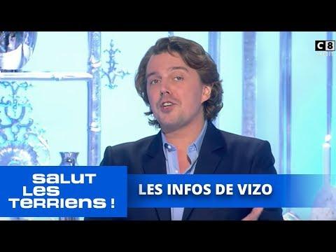 Les infos de Vizo - 13/01 - Salut les Terriens