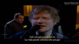 Ed Sheeran Save Myself (Sub Español + Lyrics)