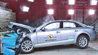 ► 2016 Audi A4 Crash Test