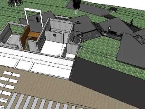Osman fontecha ariza 1101180 animacio casa terreno inclinado youtube - Casa con terreno ...