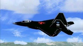 Entre Otros 01, F-22 Raptor, General Dynamic A-12A, Boeing B52