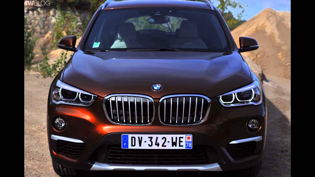 2016 Bmw X3 Sparkling Brown Metallic Documentary 2016 Usa