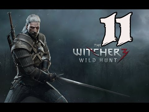 The Witcher 3: Wild Hunt - Gameplay Walkthrough Part 11: Lilac and Gooseberries