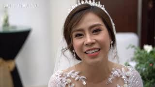 Cô dâu Vũ Ngọc Ánh nói gì trước giờ phút trọng đại với chú rể Anh Tài?