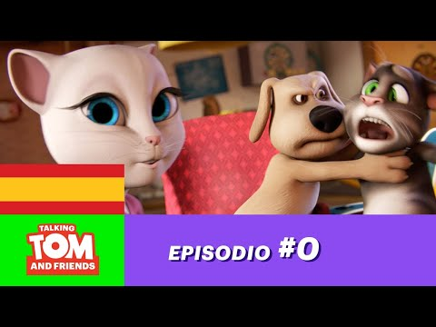 Talking Tom and Friends ep.0 - La Audición