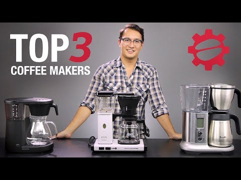 Top 3 Coffee Makers of 2017