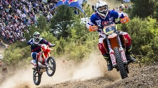 Watch 1v1 Motorcycle Hill Climbing from Red Bull Get on Top