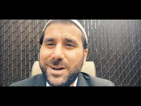 JAMAIS SEUL 1 - Rav Avraham Meir Levy