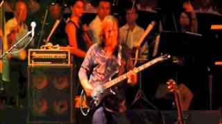"""BASS SOLO"" Billy Sherwood Live from Sorocaba Brazil August 28th 2010"