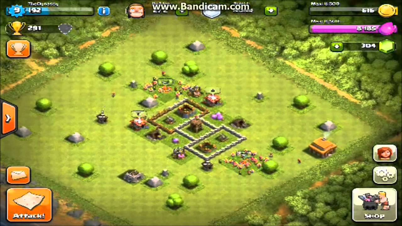 Clash Of Clans Max That Town Hall Episode 1 Th3 Youtube