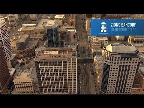 Zions Bancorporation: A Collection of Great Banks